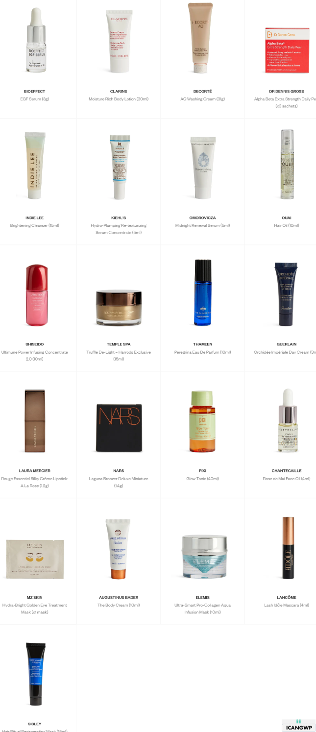 harrods beauty gift with purchase icangwp 2021 (3)