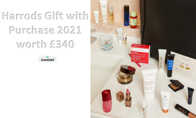 harrods gift with purchase 2021 icangwp