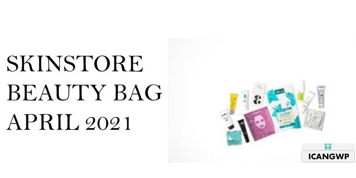 skinstore beauty bag worth 166 april 2021 icangwp blog