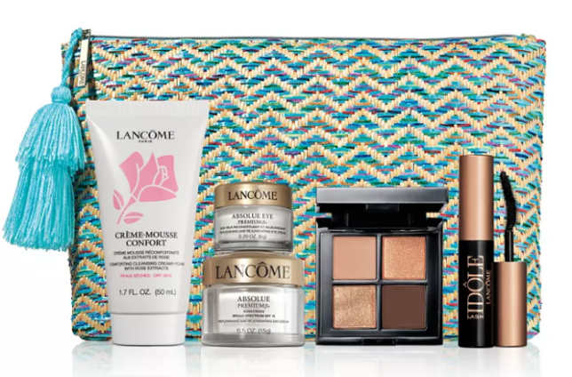 2021-05-03 Lancome Choose Your FREE GIFT with any $42 50 Lancôme Purchase Gift value up to $140 icangwp