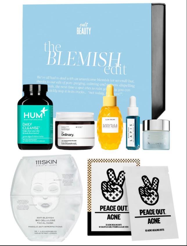 2021-05-04 Cult Beauty The Blemish Edit icangwp