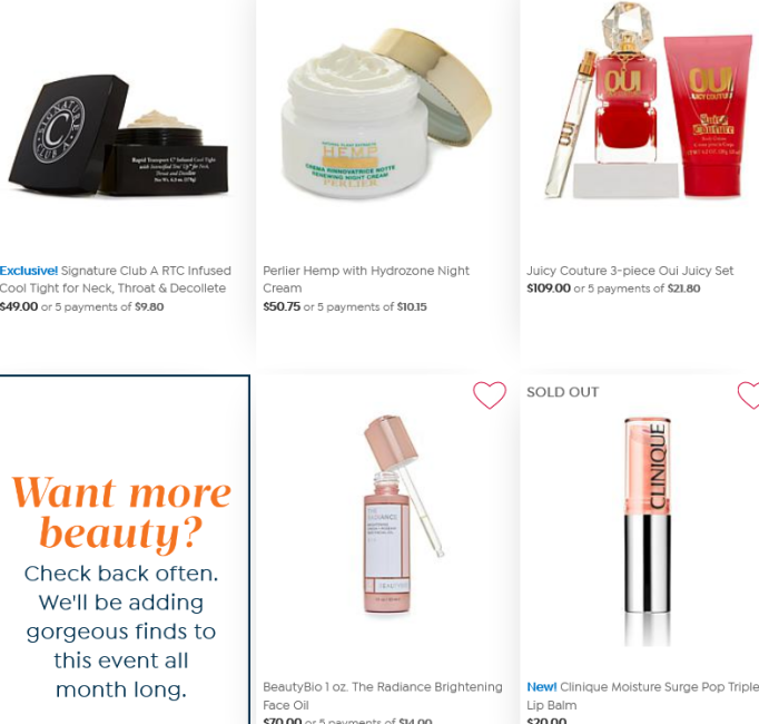 2021-05-13 Beauty With Benefits HSN icangwp
