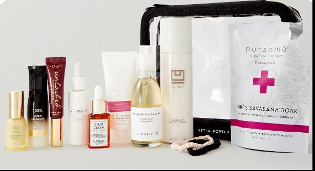 2021-05-17 Colorless Summer Refresh Beauty Kit NET-A-PORTER NET-A-PORTER icangwp