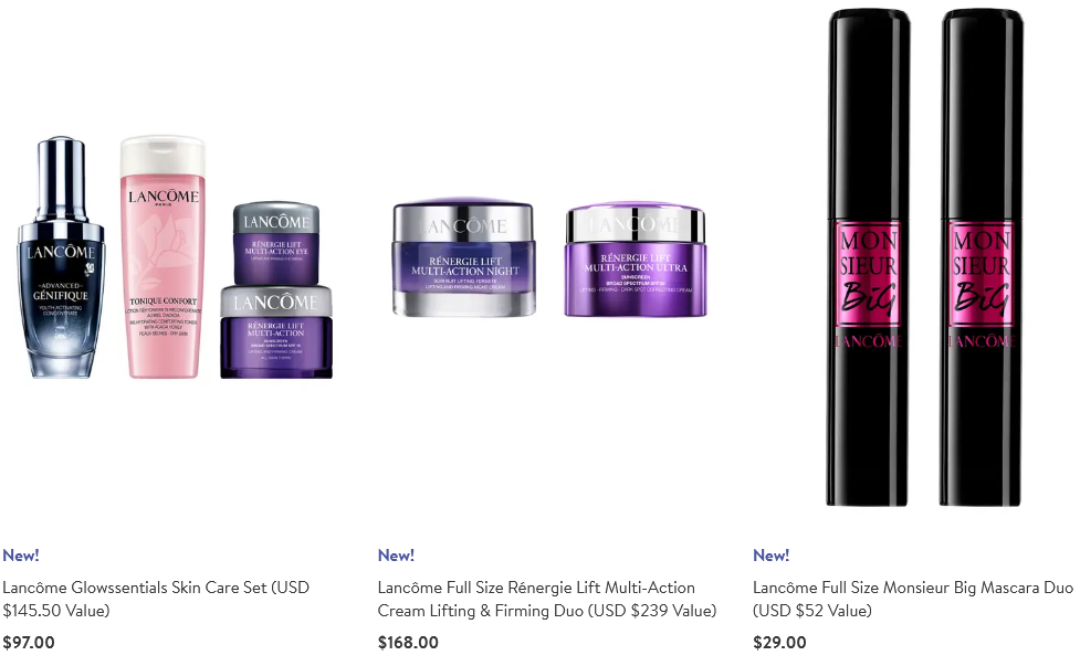 2021-05-26 lancome New Beauty Makeup, Perfume Fragrance Nordstrom icangwp