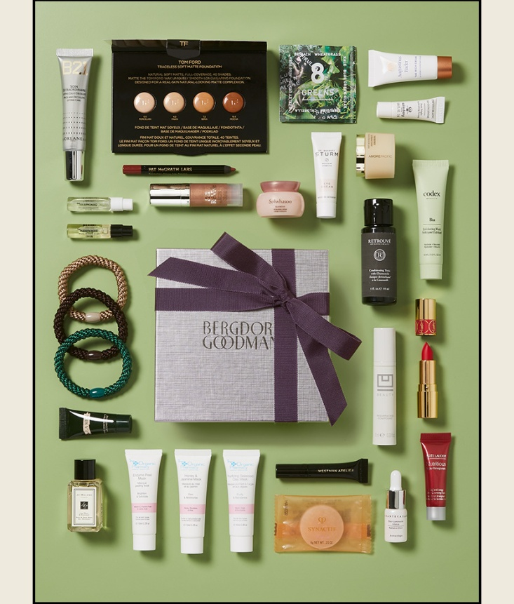 bergdorf goodman beauty event 2021 icangwp free gift 23pc with 275
