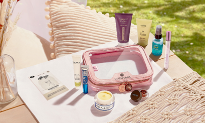 glossybox limited edition summer bag icangwp