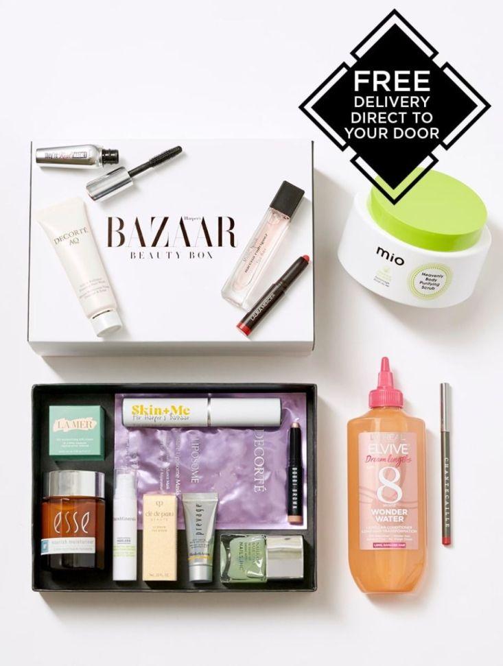 harpers bazaar beauty box 2021 icangwp blog