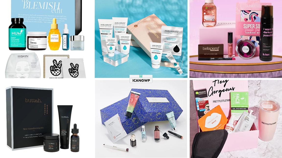 limited edition beauty box cult beauty box nordstrom beauty box qvc beauty box