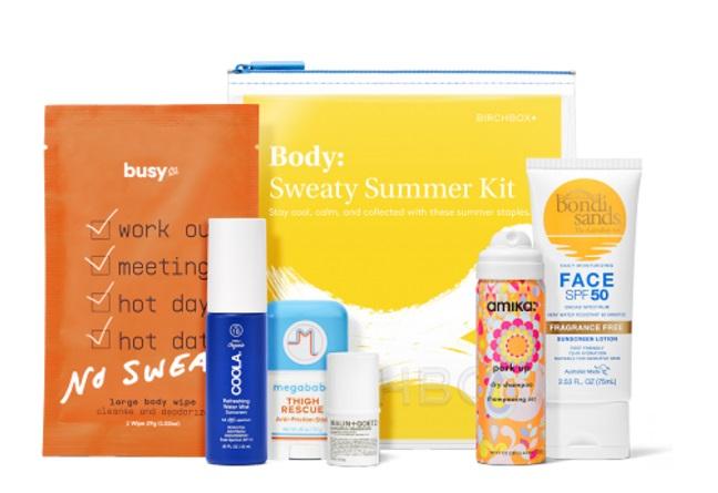 Screenshot 2021-06-14 The Sweaty Summer Kit