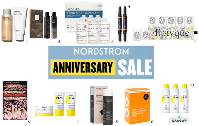 10 best nordstrom Anniversary Beauty exclusive icangwp