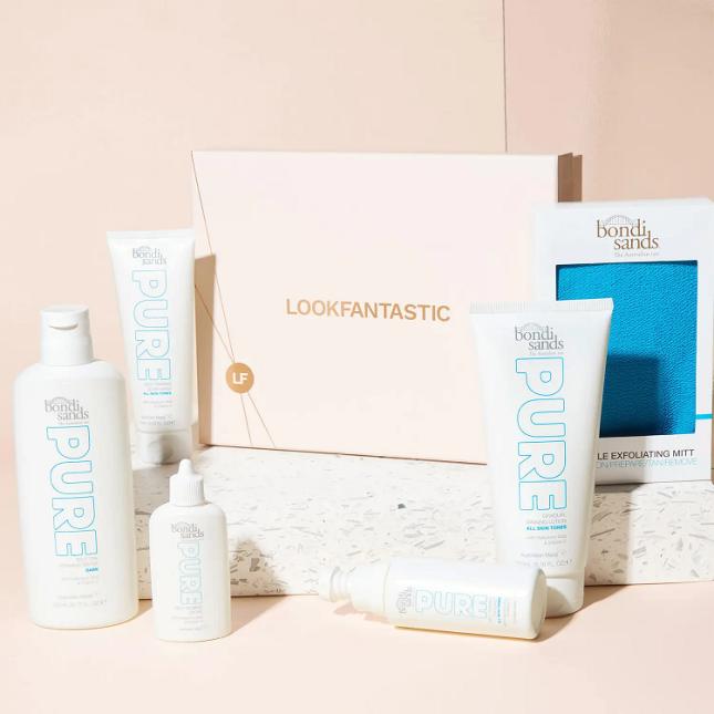 lookfantastic bondi sand limited edition beauty box icangwp
