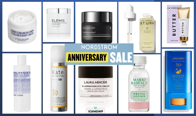 nordstrom anniversary sale 2021 daily beauty deals icangwp