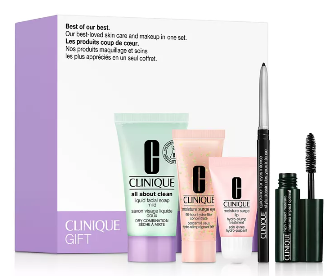 Screenshot 2021-07-07 at 08-45-54 Clinique Receive a Free 5-PC Gift with any $29 Clinique purchase (A $65 value ) Reviews -[...]