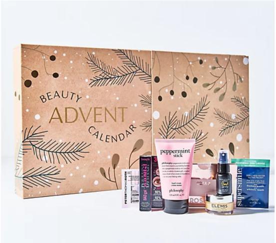 Screenshot 2021-07-27 at 15-19-26 TILI Try It, Love It 24-Piece Beauty Holiday Advent Calendar - QVC com