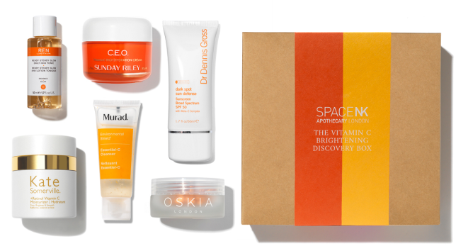 space nk best of space nk vitamin c beauty box july 2021 icangwp