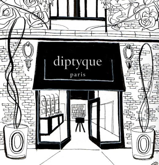 Diptyque Paris Thank you for your participation
