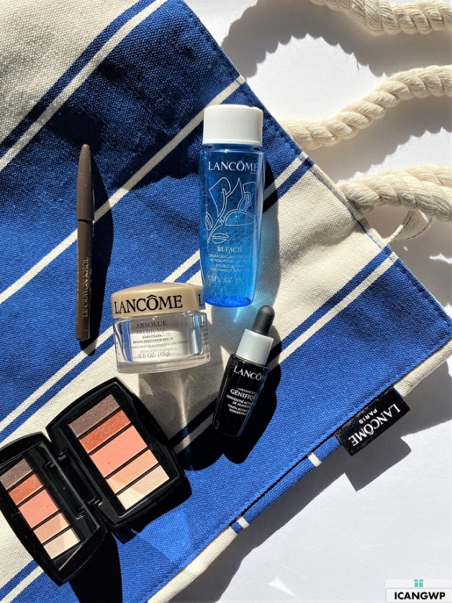 lancome free gift with purchase at nordstrom august 2021 unboxing icangwp beauty blog