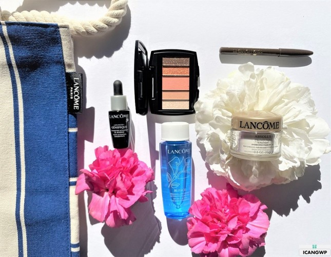 lancome gift with purchase at nordstrom august 2021 unboxing icangwp beauty blog