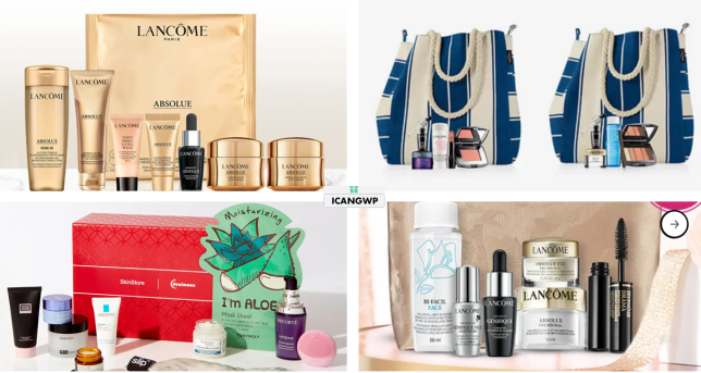 lancome gift with purchase nordstrom august 2021