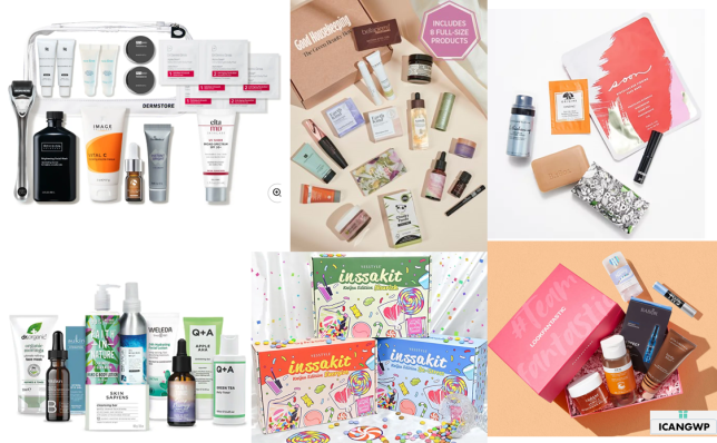 limited edition beauty box aug 2021 icangwp
