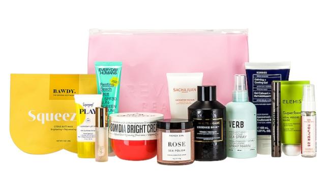 revolve summer beauty box icanwp