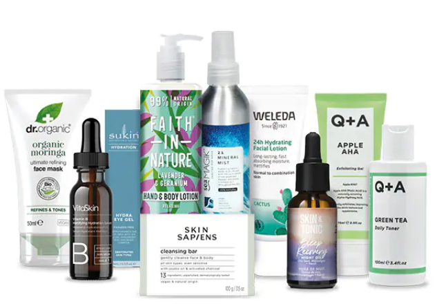Screenshot 2021-08-19 at 10-09-25 H B Clean Conscious Monthly Beauty Edit – New In Skincare Holland Barrett - the UK's Lead[...]
