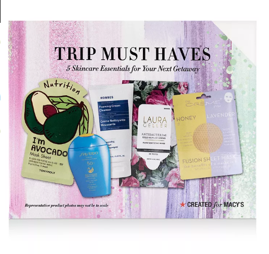 Screenshot 2021-08-24 at 09-53-54 Created For Macy's 5-Pc Trip Must Haves Skincare Set, Created For Macy's Reviews - Makeup[...]