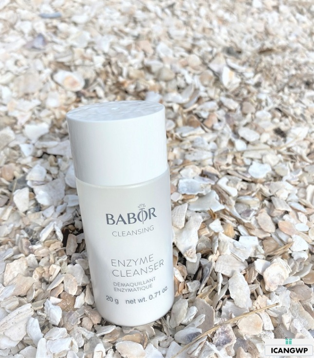 skinstore x babor limited edition beauty box unboxing icangwp