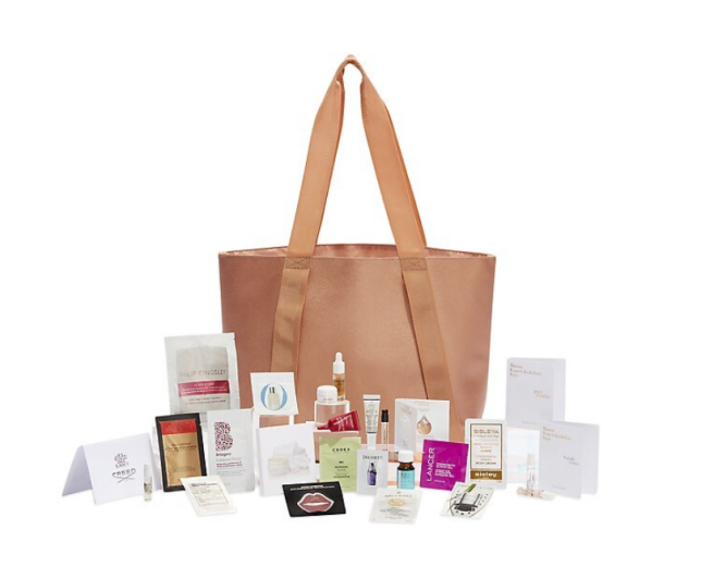 24pc Saks Fifth Avenue Gift With $150 Beauty Fragrance Purchase Saks Fifth Avenue icangwp