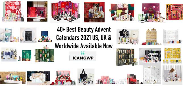 beauty advent calendar 2021 update september 15 2021