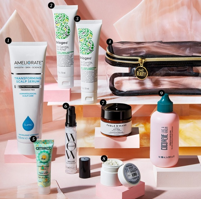 cult beauty goody bag september 2021 HAIRCARE icangwp 1