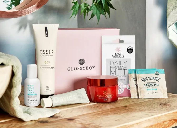 Glossybox US september 2021 box icangwp