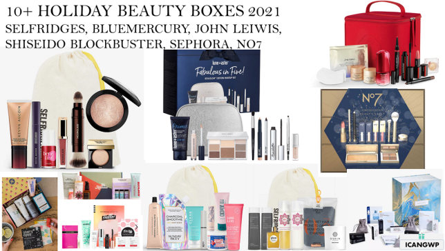 limited edition beauty box SEP 2021