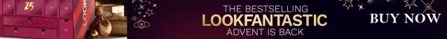lookfantastic beauty advent calendar 2021 banner icangwp buy now