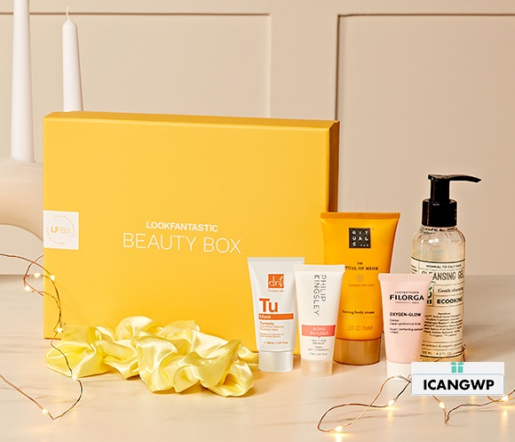 lookfantastic october 2021 beauty box full spoilers icangwp exclusive preview