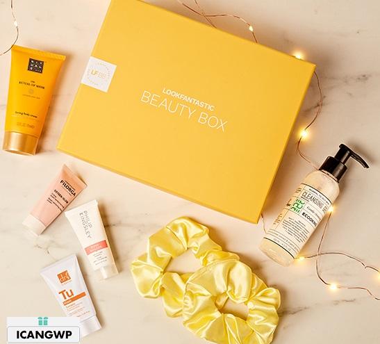 lookfantastic october 2021 beauty box full spoilers icangwp exclusive