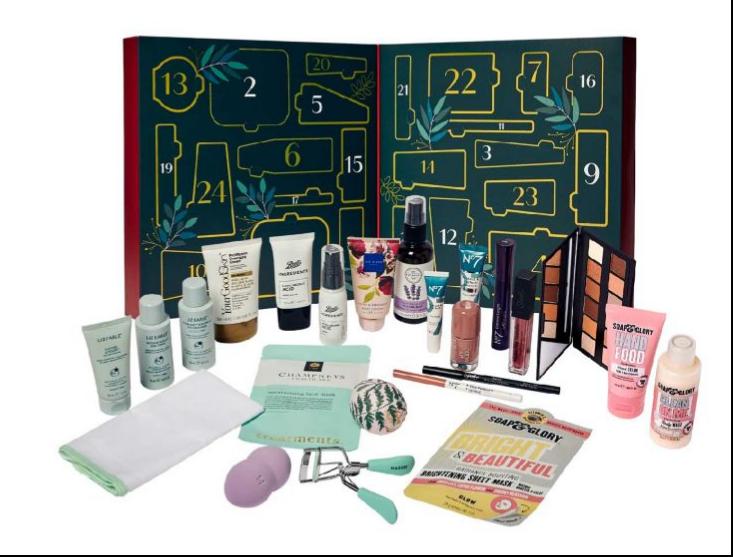 Screenshot 2021-09-20 at 19-48-29 Macmillan 24 Beauty Treasures Advent Calendar - Boots