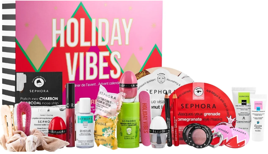 Sephora Advent Calendar 2021 icangwp