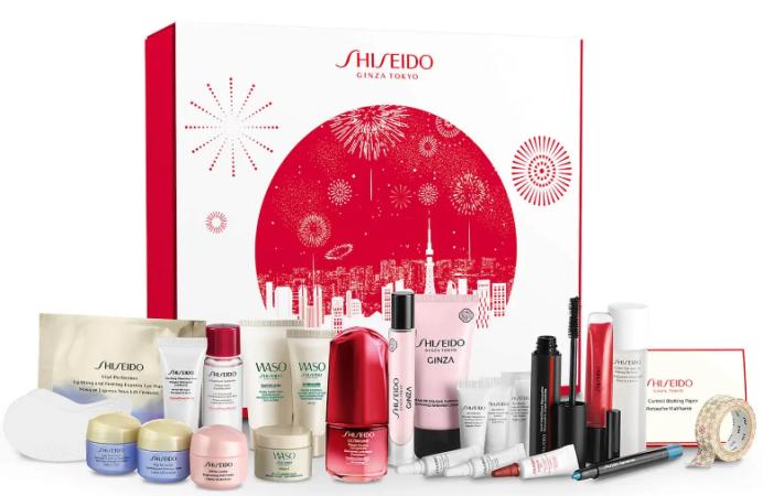 Shiseido Advent Calendar 2021 icangwp