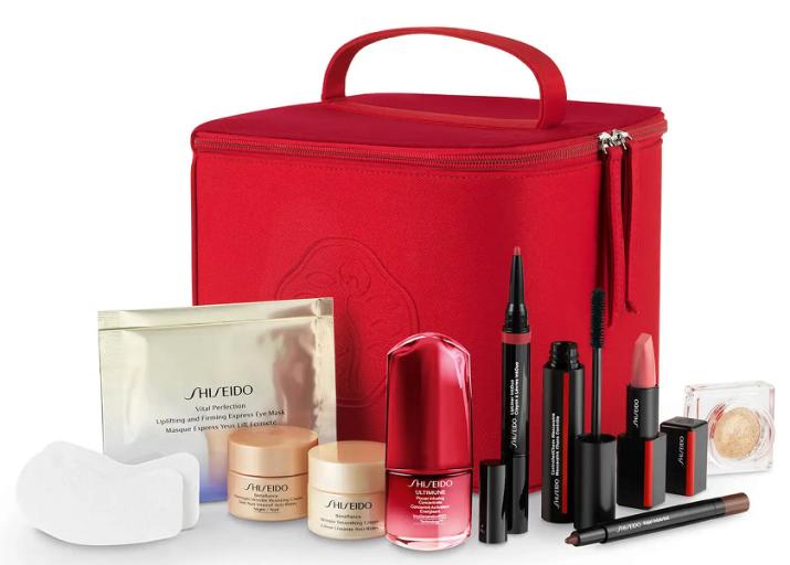 shiseido holiday blockbuster 2021 icangwp lookfantastic