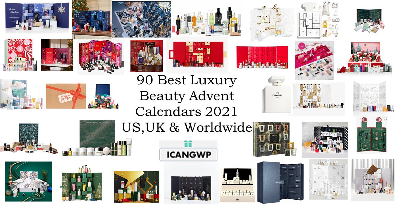 beauty advent calendars 2021 icangwp