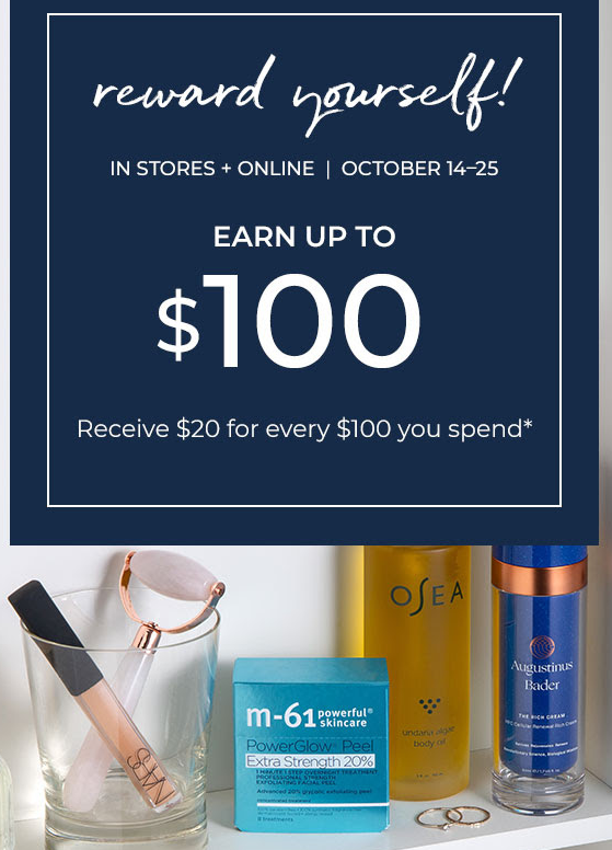 bluemercury reward yourself beauty event icangwp
