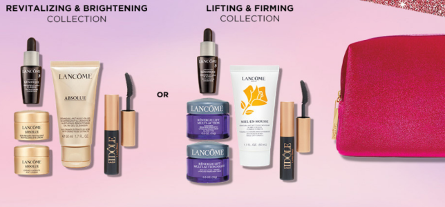 lancome gift with purchase 2021 dillards icangwp
