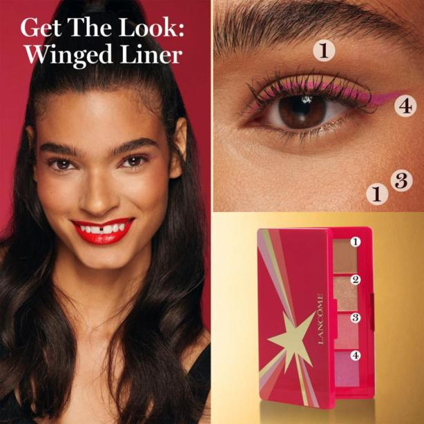 lancome holiday blockbuster 2021 icangwp beauty blog palette 2
