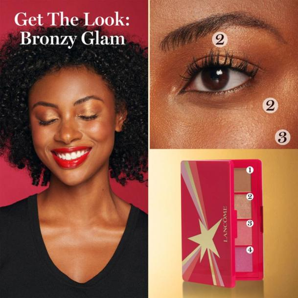 lancome holiday blockbuster 2021 icangwp beauty blog palette