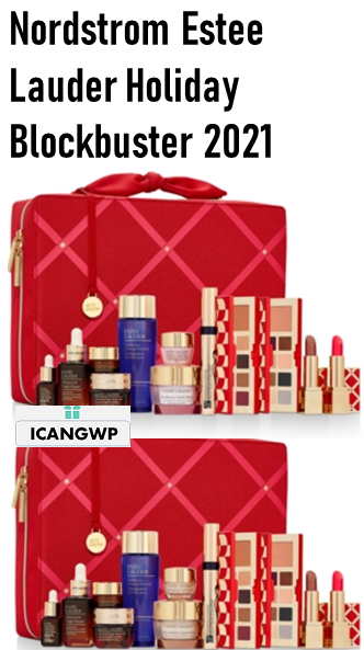 nordstrom estee lauder holiday blockbuster 2021 release date icangwp only
