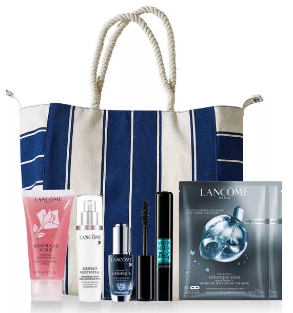 Screenshot 2021-10-04 at 09-24-25 Lancôme 7-Pc Weekend Getaway Set, Created for Macy's Reviews - Beauty Gift Sets - Beauty [...]