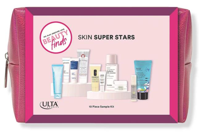 Screenshot 2021-10-07 at 09-55-25 Beauty Finds by ULTA Beauty Skin Super Stars Sample Kit Ulta Beauty