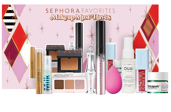 sephora favorties holiday makeup must haves icangwp